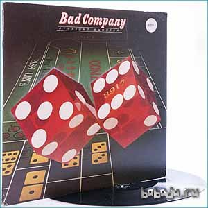 Bad Company - Straight Shooter (1975) (Vinyl)