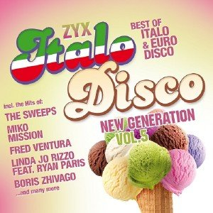 ZYX Italo Disco New Generation Vol. 5 (2014)