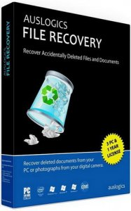 Auslogics File Recovery 5.0.1.0 (2014) RUS