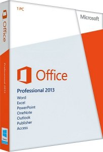 Microsoft Office 2013 SP1 Professional Plus 15.0.4649.1000 Repack by D!akov (x86/x64)