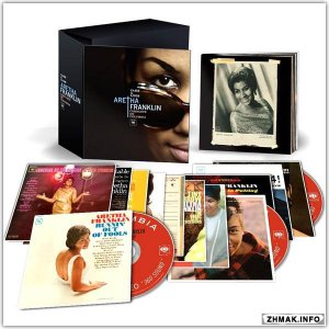 Aretha Franklin - Complete On Columbia. Take A Look (2011) Deluxe Box Set 11 CD (lossless+mp3)