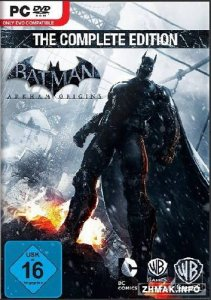 Batman: Arkham Origins - The Complete Edition (2014/RUS/ENG/Multi10/Full/RIP)