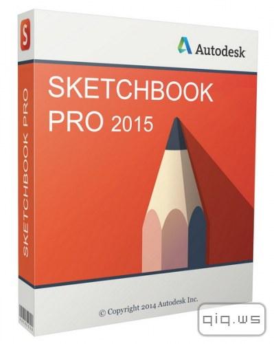 Скачать Autodesk SketchBook Pro 2015 v7.0.0 Final. Просмотров: 74 Добавил: