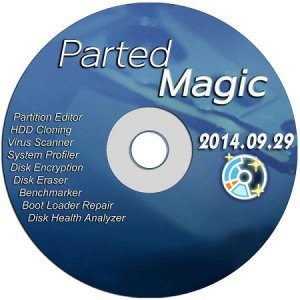 Parted Magic 2014.09.29 Final
