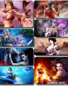 Fantasy Girls Wallpapers 7