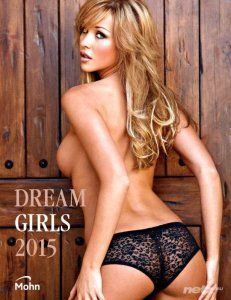 Dream Girls. Official Erotic Calendar (2015)