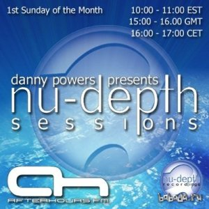 Danny Powers - Nu-Depth Sessions 059 (2014-10-05)