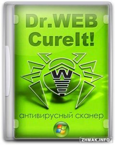 Dr.Web CureIt! 9.1.2 (DC 08.10.2014) Portable ML/Rus