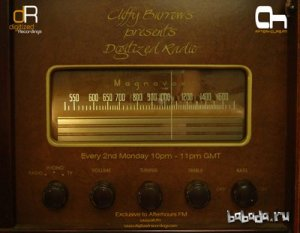 Cliffy Burrows - Digitized Radio 035 (2014-10-13)