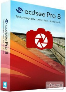ACDSee Pro 8.0 Build 263 (x64) Final RePack by Alexanya