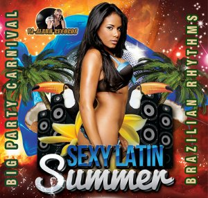 VA - Sexy Latin Summer (2014)