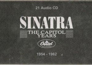 Frank Sinatra - The Capitol Years (21CD) (1954-1962) (1998) MP3