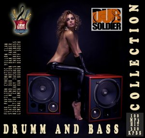 VA - Drumm And Bass Collection (2014)