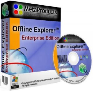 MetaProducts Offline Explorer Enterprise 6.9.4174 + Portable