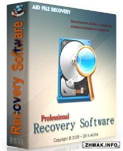 Aidfile Recovery Software Professional 3.6.8.0