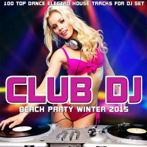 VA - Club DJ Beach Party Winter 2015 (2015)