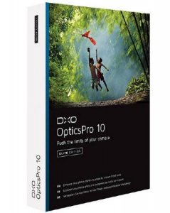 DxO Optics Pro 10.2.0 Build 216 Elite (x64) + Rus