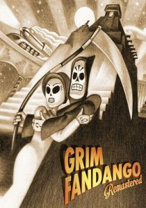 Grim Fandango Remastered (2015/PC/RUS) Repack by R.G. Steamgames