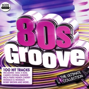 80s Groove Ultimate Collection - Various Artists 5CD