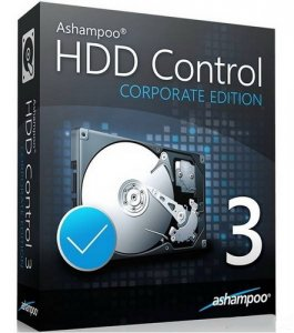 Ashampoo HDD Control 3.00.90 Corporate Edition (2015) RUS