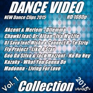 Dance Video Collection Vol. 1 (2015) HD 1080p