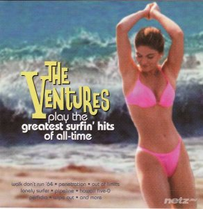 The Ventures - Play The Greatest Surfin Hits Of All Time (2001)