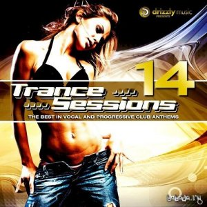 Drizzly Trance Sessions Vol 14 The Best in Vocal and Progressive Club Anthems (2015)