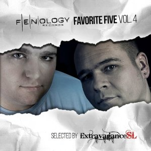 Extravagance SL - Fenology Favorite Five, Vol. 4 [Ferrin & Low, M.O.R.P.H.]