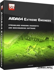 AIDA64 Extreme / Engineer Edition 5.20.3400 Final Rus + Portable