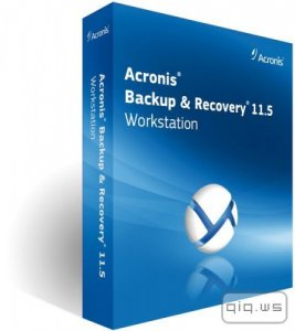Acronis Backup Advanced 11.5.43916 BootCD (RUS|2015)