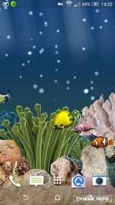 Aquarium 3D Live Wallpaper Pro v1.5.2