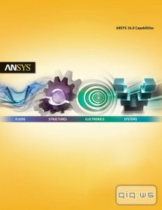 ANSYS Products 16.1 (x64|2015)