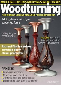 Woodturning №279 (May 2015)