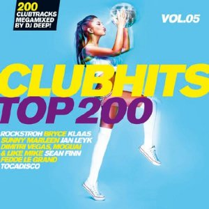 Clubhits Top 200 Vol.5 (2015)
