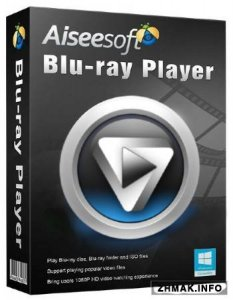 Aiseesoft Blu-ray Player 6.2.96 + Русификатор