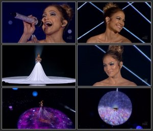 Jennifer Lopez - Feel The Light (Live On American Idol 2015)
