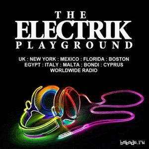 Andi Durrant & Metrik - The Electrik Playground (2015-05-09)