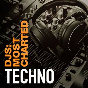 DJs Most Charted Techno April [2015]