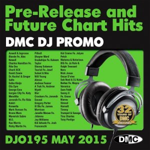 DMC DJ Only 195 [Double CD Compilation] May 2015