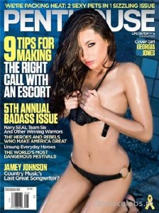 Penthouse [USA] - July-August (2011)