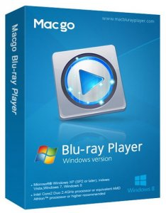 Macgo Windows Blu-ray Player 2.15.0.1974 (2015) RUS