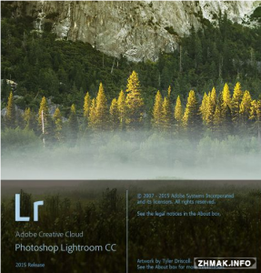 Adobe Photoshop Lightroom CC 6.1