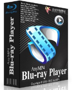 AnyMP4 Blu-ray Player 6.1.50 + Rus