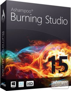 Ashampoo Burning Studio 15.0.4.4 Portable by PortableWares