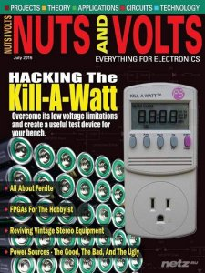 Nuts And Volts №7 (July 2015)