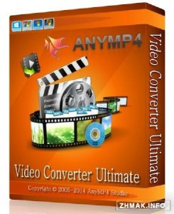 AnyMP4 Video Converter Ultimate 6.3.8 + Русификатор