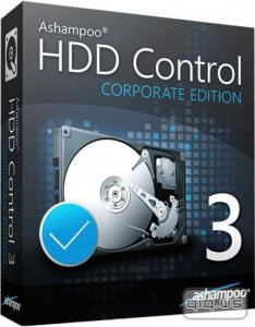 Ashampoo HDD Control 3.10.00 + Corporate Edition
