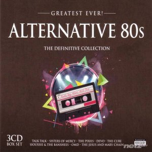 Various Artist - Greatest Ever Alternative 80s (2015)