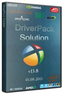 DriverPack Solution 15.8 Full (2015/RUS/MULTi)