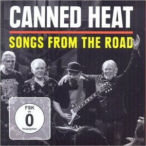 Canned Heat - Songs From The Road (2015)